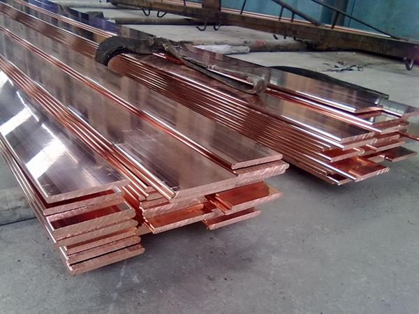 紫铜排、镀锡铜排、铜条